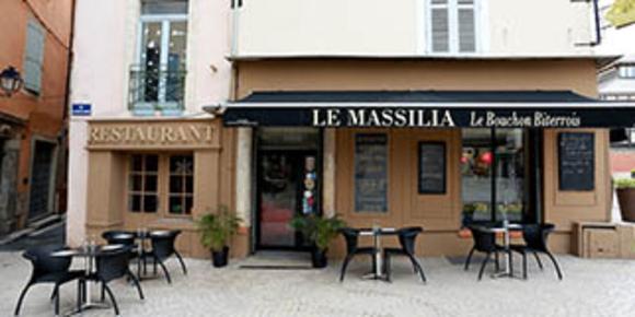 Le Massilia Béziers Bouchon biterrois est un restaurant traditionnel qui propose une cuisine fait maison en face des Halles en centre-ville.(® SAAM fabrice Chort)