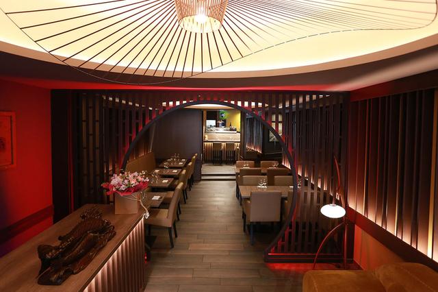 Osakaya Béziers est un restaurant japonais qui propose une cuisine du monde faite maison et des sushis face au Palais des Congrès.(® SAAM-fabrice Chort)